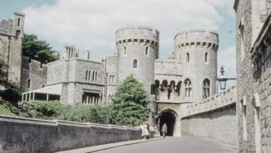 Photo of Windsor Castle is in Mourning after the Demise of His Royal Highness The Prince Philip, Duke of Edinburgh: